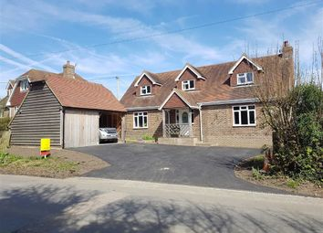 Thumbnail 5 bed detached house for sale in Stunts Green, Herstmonceux, Hailsham
