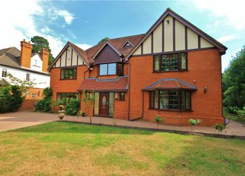 Thumbnail 7 bed detached house to rent in Beechwood Avenue, Weybridge, Surrey