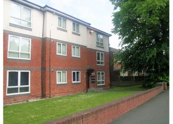 Thumbnail 2 bed flat to rent in 15 Highfield South, Birkenhead