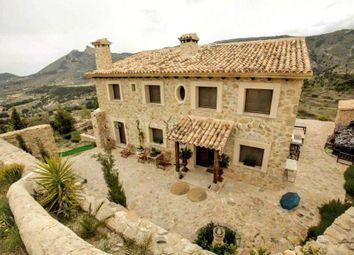 Thumbnail 5 bed villa for sale in Xixona, Alicante, Spain