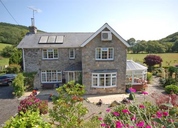 Thumbnail 3 bedroom farm for sale in Capel Bangor, Aberystwyth