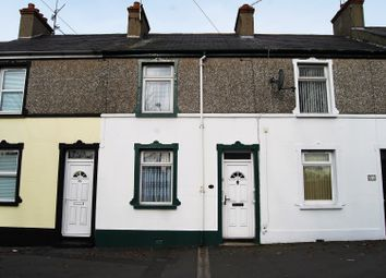 Thumbnail 2 bed terraced house for sale in Francis Street, Lurgan