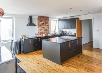 Thumbnail 4 bed flat for sale in 3 Whitehall Quay, Leeds