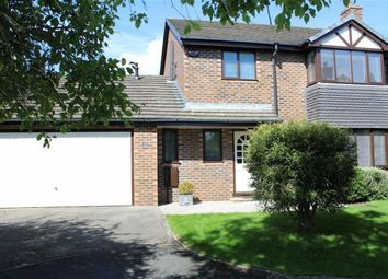 Thumbnail 4 bed detached house for sale in Muirfield Close, Fulwood, Preston