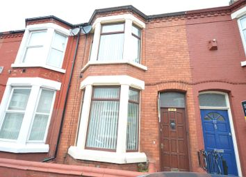 Thumbnail 3 bed terraced house for sale in Chermside Road, Aigburth, Liverpool