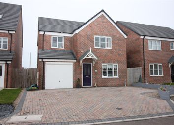 Thumbnail 4 bed detached house for sale in Admiral Court, Blyth