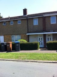 Thumbnail 4 bedroom terraced house to rent in Cheviots, Hatfield