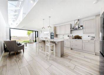 Thumbnail 4 bed terraced house for sale in Querrin Street, Fulham, London
