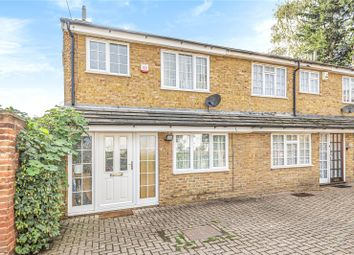 Thumbnail 3 bed end terrace house for sale in Villier Street, Uxbridge, Middlesex