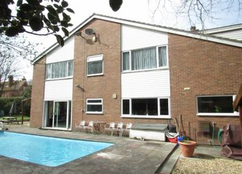 Thumbnail 4 bed detached house for sale in Berrow Road, Burnham-On-Sea