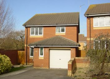 Thumbnail 3 bed detached house to rent in Juniper Way, Bradley Stoke