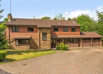 Thumbnail 6 bedroom detached house for sale in Beechwood Drive, Cobham, Surrey