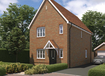 Thumbnail 3 bed detached house for sale in Gilbert White Way, Alton, Hampshire