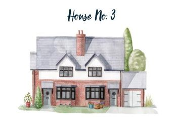 Thumbnail 2 bed semi-detached house for sale in Kingshurst, 1 Kingshurst Gardens, Bretforton Road, Worcestershire