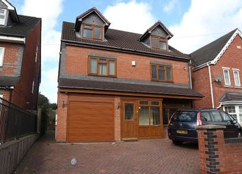 Thumbnail 7 bed property to rent in Montague Road, Smethwick