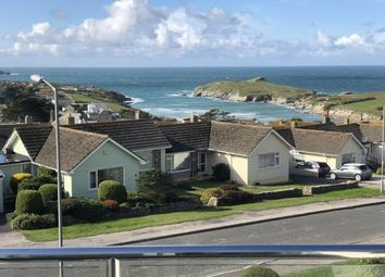Thumbnail 3 bed bungalow for sale in Newquay, Cornwall