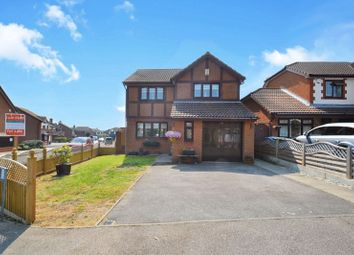 4 bed detached house for sale in Mills Close, Minster On Sea, Sheerness ME12