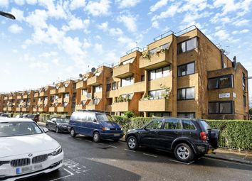 Thumbnail 3 bed flat to rent in Tavistock Crescent, London