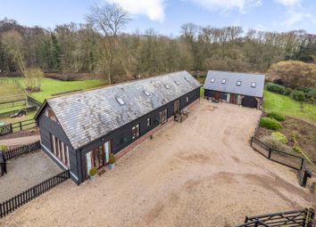 Thumbnail 5 bed detached house for sale in Great Finborough, Stowmarket, Suffolk