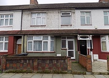 Thumbnail 3 bedroom terraced house for sale in Manor Road, Tottenham, London