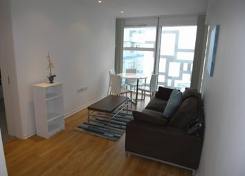 1 bed flat to rent in The Cube West, Wharfside Street, Birmingham B1
