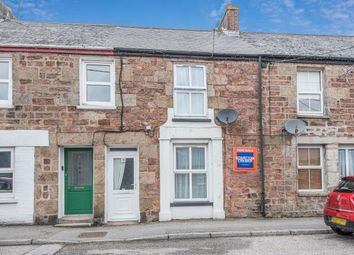 Thumbnail 2 bed terraced house for sale in Carharrack, Redruth, Cornwall