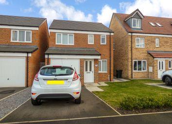 3 bed detached house for sale in Maindstone Gardens, Ashington NE63
