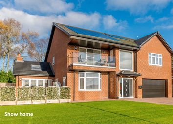 Thumbnail 5 bed detached house for sale in Scots Gap, Morpeth, Northumberland