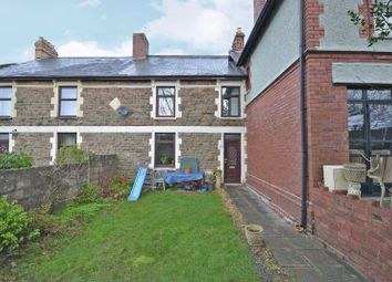 Thumbnail 3 bed terraced house for sale in Spacious Period House With Land, Brynhyfryd, Croesyceiliog