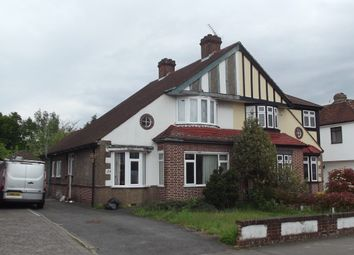 Thumbnail 3 bed semi-detached house for sale in Faraday Avenue, Sidcup