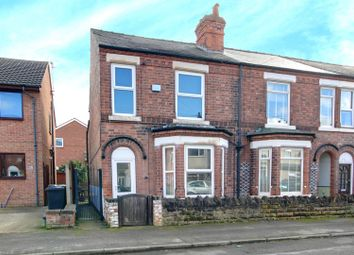Thumbnail 3 bed end terrace house for sale in Bourne Street, Netherfield, Nottingham