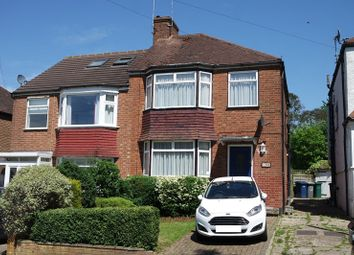 Thumbnail 3 bed semi-detached house for sale in Sherrards Way, Barnet