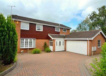 Thumbnail 3 bedroom detached house for sale in Charterhouse Close, Off Porters Lane, Oakwood, Derby