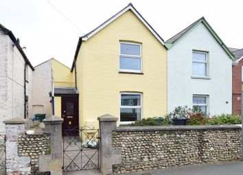 Thumbnail 3 bed semi-detached house for sale in Avenue Road, Sandown, Isle Of Wight