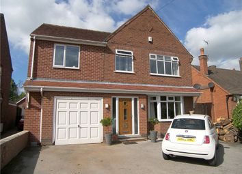 Thumbnail 5 bed detached house for sale in Hickton Road, Swanwick, Alfreton