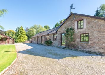 Thumbnail 3 bed detached bungalow for sale in Milton Of Dillavaird, Alyth, Blairgowrie