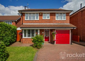 Thumbnail 5 bedroom detached house to rent in Denton Close, Clayton, Newcastle-Under-Lyme