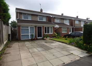Thumbnail 4 bed detached house for sale in Sherwood Avenue, Heaton Mersey, Stockport, Cheshire