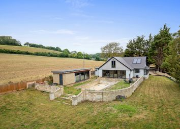 Thumbnail 4 bed detached house for sale in Alkham Valley Road, Drellingore, Folkestone