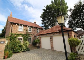 Thumbnail 5 bed detached house for sale in Hollymead Court, Selby