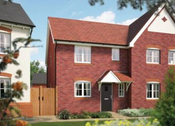 Thumbnail 3 bedroom property for sale in Millwood Meadows, Weights Lane, Redditch, Worcestershire