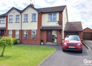 Thumbnail 3 bed semi-detached house for sale in Briar Park, Ballywalter