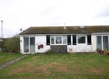 Thumbnail 3 bed semi-detached bungalow for sale in Cantref, Tywyn, Gwynedd