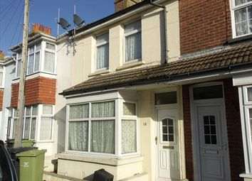Thumbnail 3 bed terraced house to rent in North Road, Bexhill-On-Sea