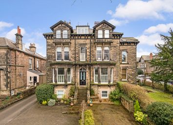 Thumbnail 3 bed flat for sale in Hillside House, Otley Road, Harrogate