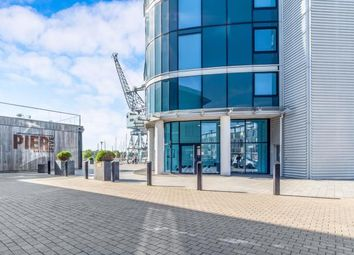 Thumbnail 1 bedroom flat for sale in Marina Point West, Chatham Maritime, Chatham, Kent