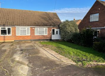 Thumbnail 3 bed semi-detached bungalow for sale in Coombe Rise, Broomfield, Chelmsford