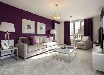 "Thumbnail 4 bed detached house for sale in ""Craigston"" at Kildean Road, Stirling"