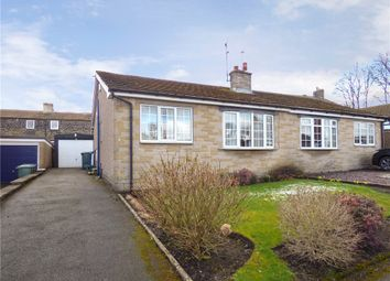Thumbnail 2 bed semi-detached bungalow for sale in Mowbray Close, Cullingworth, West Yorkshire