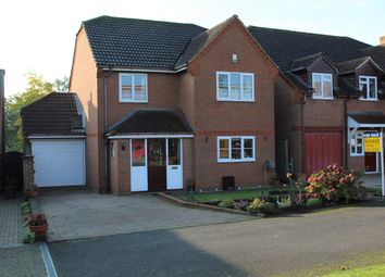 Thumbnail 3 bed detached house for sale in Meeting Lane, Potton, Sandy